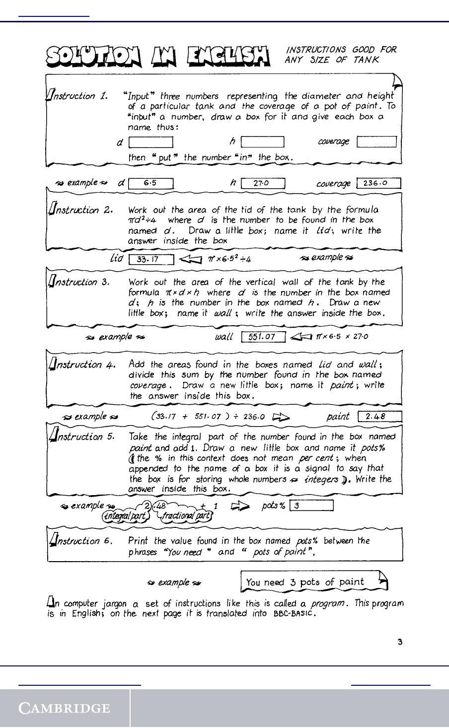 Handwritten books - Julia Evans