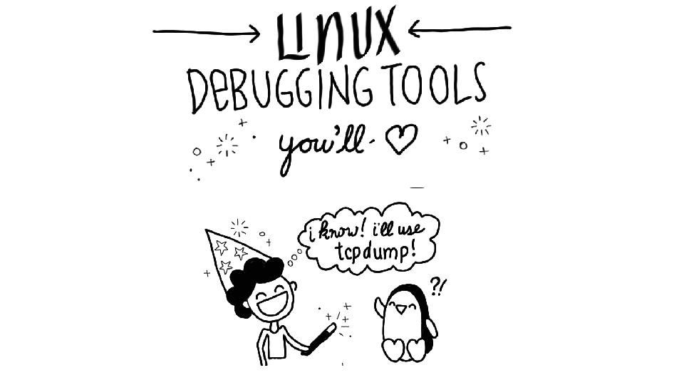 A swiss army knife of debugging tools: talk & transcript - Julia Evans
